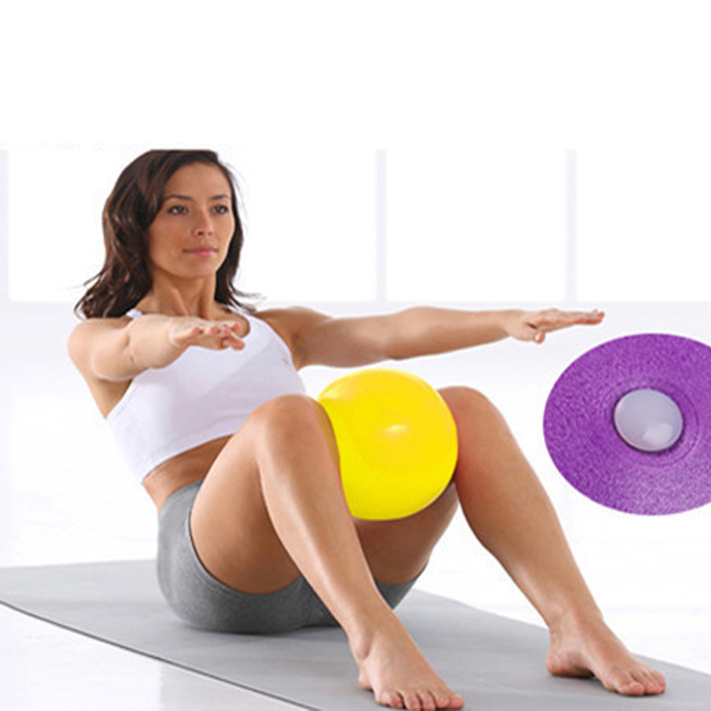Anti-Pressure and Explosion-Proof Exercise Ball for Gym/Yoga/Fitness 5