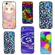 Colorful Bubbly Phone Case for Redmi 6A Cover 4X 4A 5 Plus 5A Prime Note 6 Pro 7 Xiaomi Mi 8 Lite A2 A1 9 9se Cases все цены