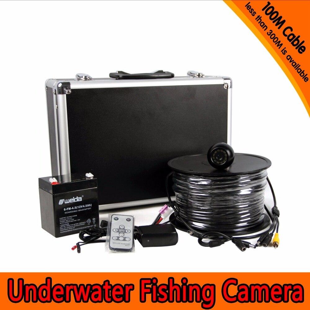 7Inch 650TVL 100M Water-Proof IP66  Fishing Camera AV  Endoscope miss blumarine baby 397995