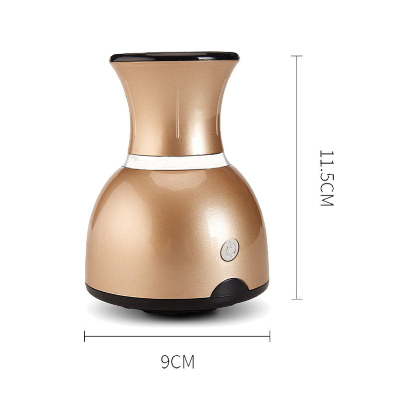Vacuum Body Massage Device Body Back Shoulder Suction Massager Electric Far Infrared Heating Health Care Lymph Drainage Cupping
