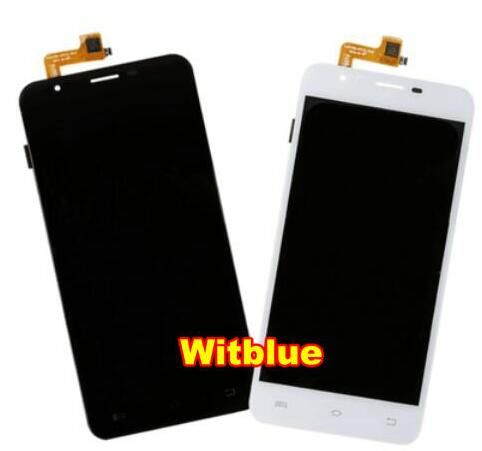New For 5.5 BQ BQS-5505 Amsterdam Touch Screen Panel Digitizer Glass Sensor + LCD Display Matrix Module Assembly Replacement black new original lcd display touch screen digitizer replacement assembly with tools for htc desire 500 free shipping