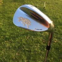 Original Datang Dragon Golf Wedges Silver Wolf Forged Wedges 52 56 60 Degree With True Temper