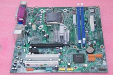 G41 Desktop motherboard L-IG41M A 775 DDR3 COM parallel port LPT port printing Well Tested Working