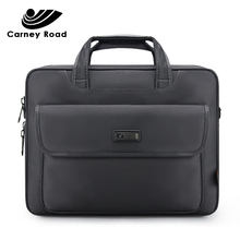 Brand Waterproof Oxford 15.6 inch Laptop Bag Business Men Br
