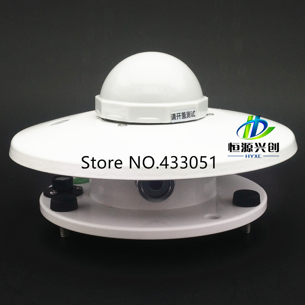 Current signal Total radiation sensor Pyranometer Photovoltaic industry, Meteorological monitoring Total radiation transmitter voltage signal wind direction sensor signal 0 5v wind transmitter anemometer meteorological monitoring