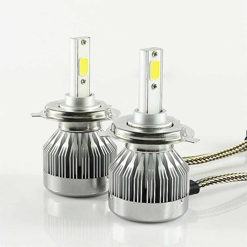 h1 h3 h4 h7 9005 9006 h8 h11 h10 880 30W/pcs 60/set LED HEADLIGHT 6000LM/set 3000LM/bulb HEADLAMP KIT CONVERSION