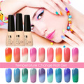 FOCALLURE I am Gel Polish 7ML Temperature Change Chamelon Colors Changing UV Nail Gel Polish Long Lasting UV Gel Nail Varnish