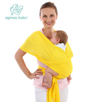 EGMAO BABY Backpack For Children Perforation Slings Kangaroo Carrying Sling For Newborns Baby Carrier Wrap Carrying