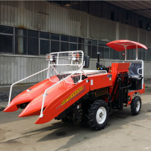 Corn Harvester Universities Corn Harvesting Machinery Self-Propelled Grain Harvesting Machine