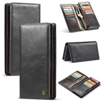 172d92e5e34 2019 Universal 4 0 6 5 Size Luxury PU Leather Phone Bag Wallet Case Mobile  Phone