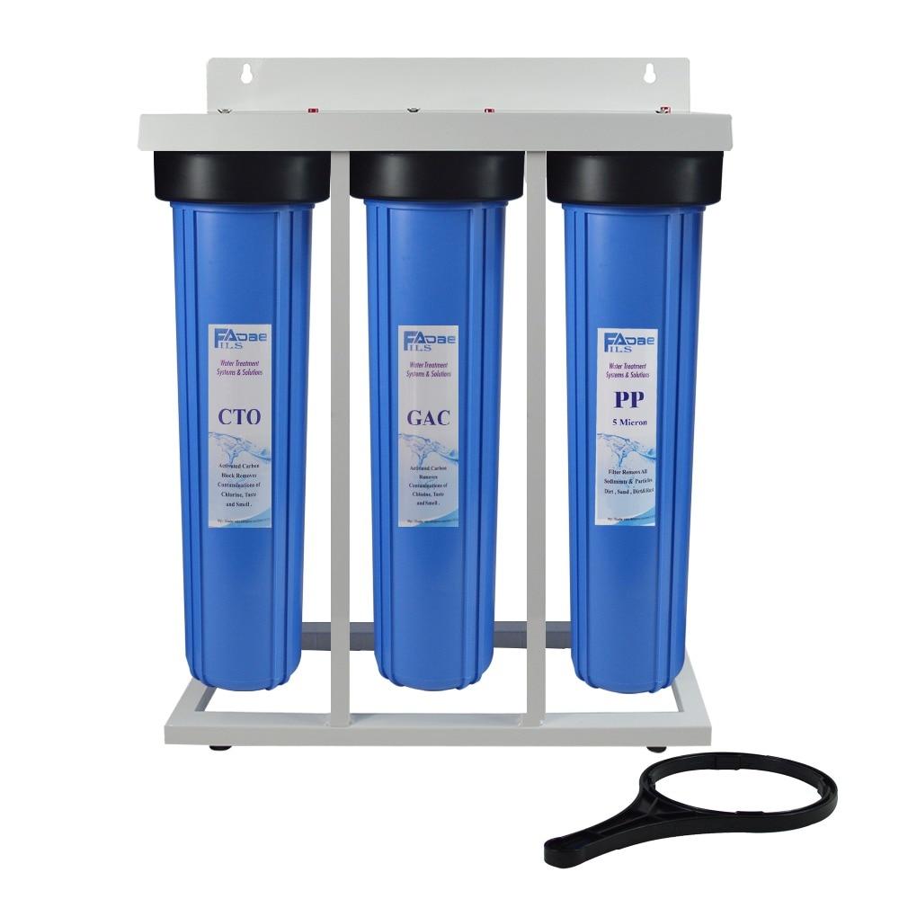 3 – ეტაპიანი წყლის წყლის - საოჯახო ტექნიკა - ფოტო 1