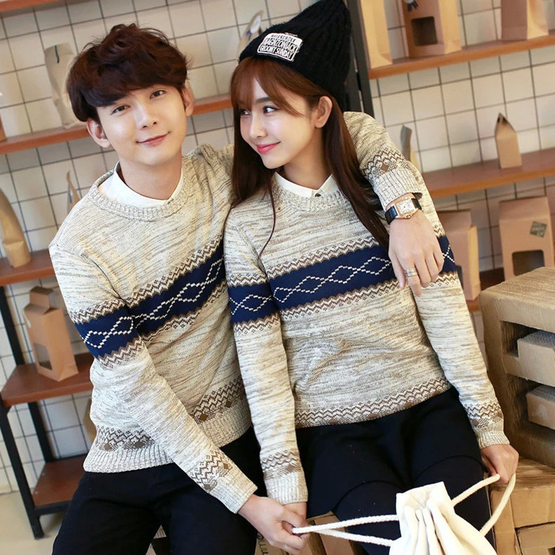 Men Sweater 2019 Fashion Brand Clothing High Quality Men & Women Sweater Knitting Sweter Hombre Pull Homme Sweaters Men Pullover