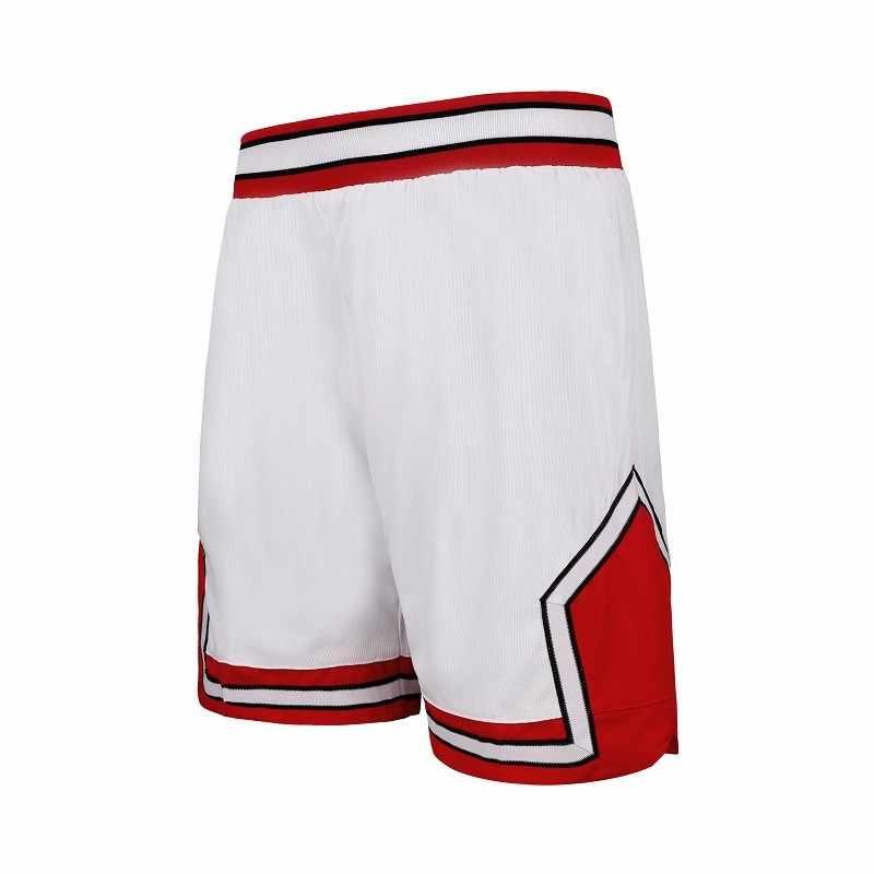 SANHENG ชายบาสเกตบอลกางเกงขาสั้นกางเกงขาสั้นผู้ชายบาสเกตบอลยุโรปขนาดบาสเกตบอลสั้น Pantaloncini ตะกร้า 309B-1