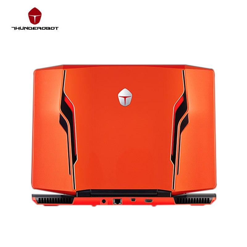 ThundeRobot 911 T5T Nvidia GTX1050Ti Gaming Laptops Intel Core i7 7700HQ 15 6 1080P IPS