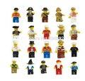 Новый Minifigures мужчины люди Minifigs игрушечные фигурки строительных блоков собраны 2000 шт./лот