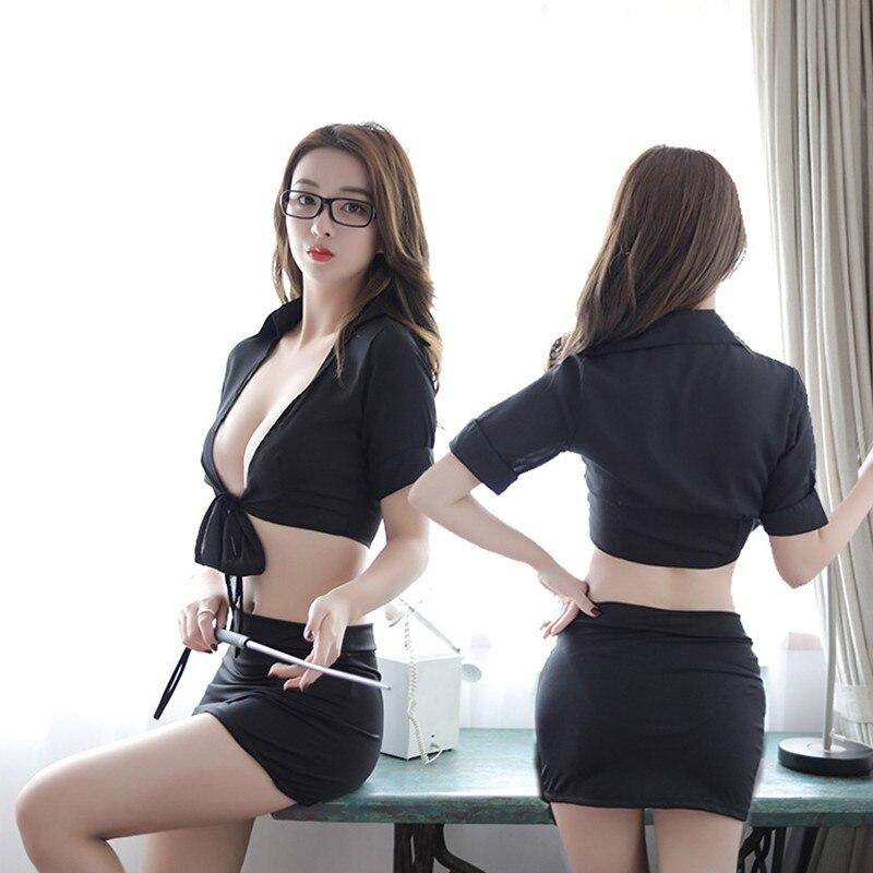 Sexy sekretářky porno
