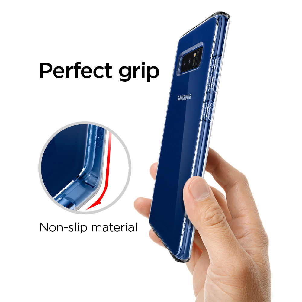 100 Original Spigen Ultra Hybrid Case For Samsung Galaxy Note 8 In S Series Fitted Cases From Cellphones Telecommunications On Alibaba Group