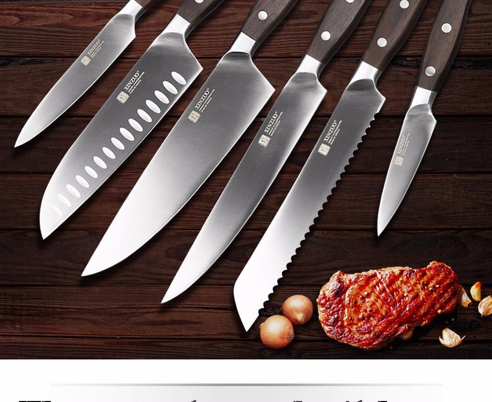 HTB1lW.YMVXXXXXdaFXXq6xXFXXX0 - XINZUO Kitchen Tools 6 PCs Kitchen Knife Set Utility Cleaver Chef Bread Knives Stainless Steel