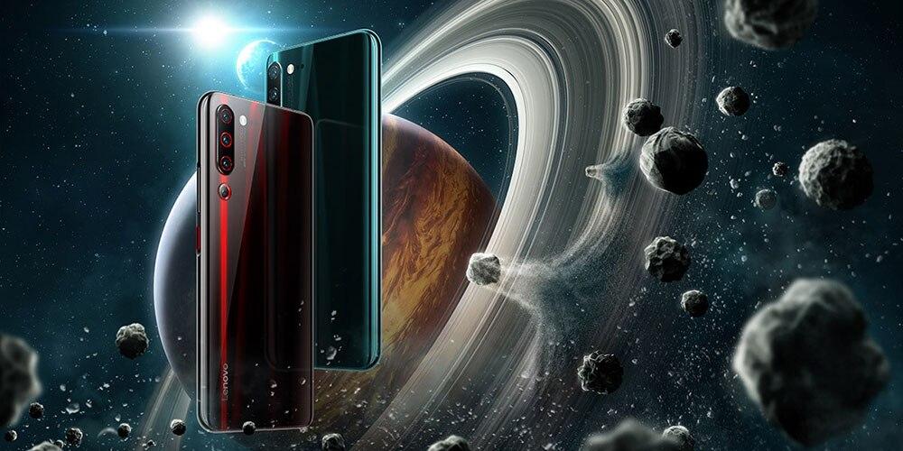 Original Lenovo Z6 Pro Snapdragon 855 Octa Core 6.39 1080P Display Smartphone Rear 48MP Quad Camera (10)