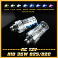 HID Xenon Replacement Light Lamp 2x 35W D2S D2C Bulb Lighting For Lancer Evolution Outlander 4300K~15000K