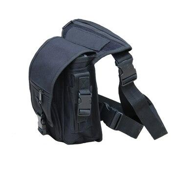 TAK YIYING Açık Avcılık Taktik bacak çantası Çok Fonksiyonlu Panel Yardımcı bel kemeri kılıf çanta