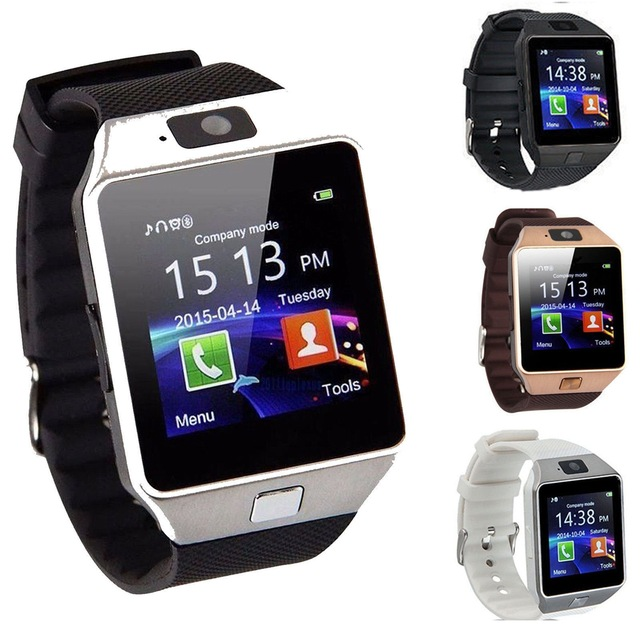 2016 New Arrival DZ09 Smart Watch Clock Sync Notifier Support SIM TF Card Connectivity Apple iphone Android Phone Smartwatch 696 smart watch q18 clock sync notifier support sim sd card bluetooth connectivity android phone smartwatch sport pedometer