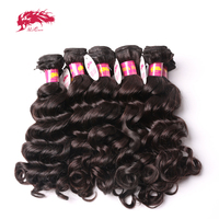 Ali Queen Hair Products Wholesales Price With Free Shipping 10Pcs Lot Virgin Malaysian Natural Wave Human Hair Weave