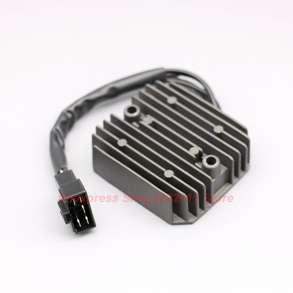 Motorcycle Regulator for Kawasaki VN400 VN800 VN1500 VN1600 EJ400 EJ650 VN 1500 Voltage Rectifier voltage regulator rectifier for polaris rzr xp 900 le efi 4013904 atv utv motorcycle styling