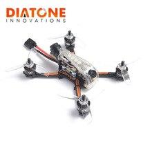 Diatone GT R369 3 дюйма 6S 143 мм FOXEER predator V4 камера Crazy Racing limited edition PNP XT60 143 мм FPV гоночный Радиоуправляемый Дрон модель