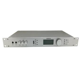 Free Shipping NIO 50W Wireless FM Broadcast Radio Equipment 87 to 108 MHz Adjustable