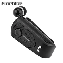 Cheapest Fineblue F930 Newest Bluetooth Earphones Wireless Handsfree Calls Earbuds Headset with Microphone Calls Remind Vibration