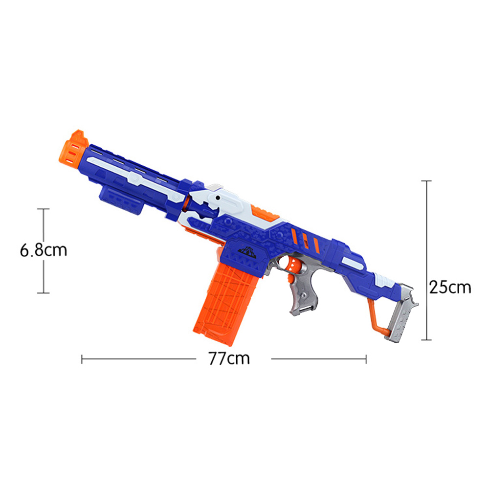 Image 4 - For nerf darts Soft Hollow Hole Head bullets 7.2cm Refill Darts Toy Bullets Foam Safe Sucker Bullet for Nerf Toy Gun-in Toy Guns from Toys & Hobbies