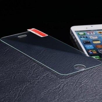 bf0ef7bac78 Para iphone 5 de vidrio templado para iphone SE Protector de pantalla para  iphone 5s de i5C a prueba de explosión 2.5D 0,26mm duro pantalla película