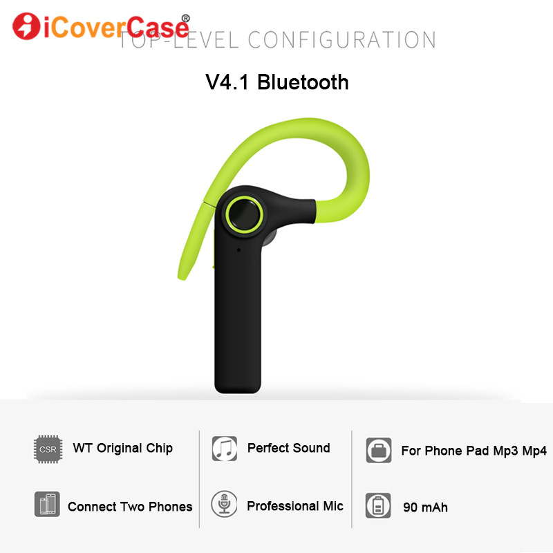 Wireless Bluetooth Earpiece Earbuds For Sony Xperia XZ2 premium XA2 Ultra L2 R1 XZ1 Z5 XA1 Plus Compact XZ 1 Earphone Microphone