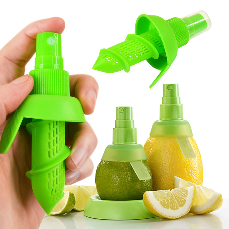 Nueva llegada de la cocina en casa lemon pulverizador zumo de fruta citrus spray
