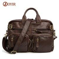 Joyir Мода Multi Функция масла Пояса из натуральной кожи дорожная сумка Для мужчин кожаные Чемодан Дорожные сумки Высокое качество Большой сумк