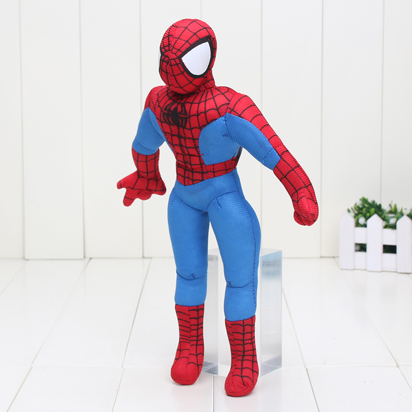 Spiderman Toys For Kids : Popular spiderman soft toys buy cheap