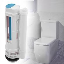 """Сплит слив унитаза сливной цистерна клапан две кнопки Туалет вода выход клапан G1/"""" заправочные клапаны Туалет WC фитинг для резервуара с водой"""