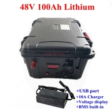 Buy 48v 100ah battery and get free shipping on AliExpress com