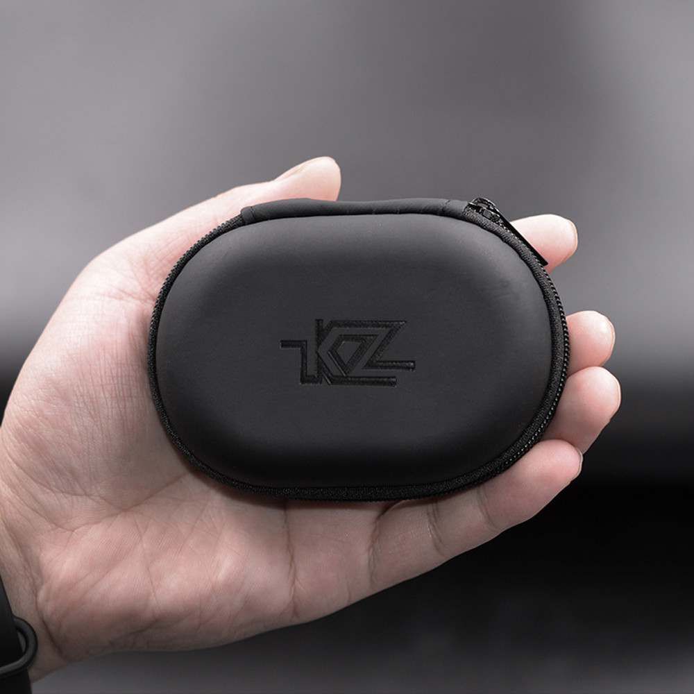 2019 New KZ Headphone Bag Portable Headphone Storage Box For KZ Headphones