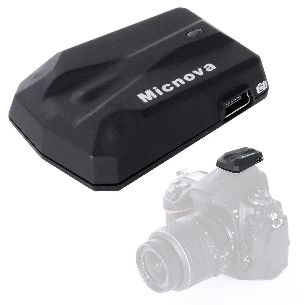 Micnova GPS N PLUS DSLR Camera GPS Receiver for Nikon D800 D3200 D90 D7100 D5200 D4