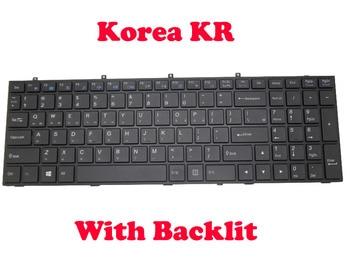 Keyboard For Gigabyte P2542G Q2550M Q2552M Q2756N V2 P2742G-CF1 CF2 P27G P27K-CF1 P27K-CF2 P16G P17F German GR/Korea KR/English