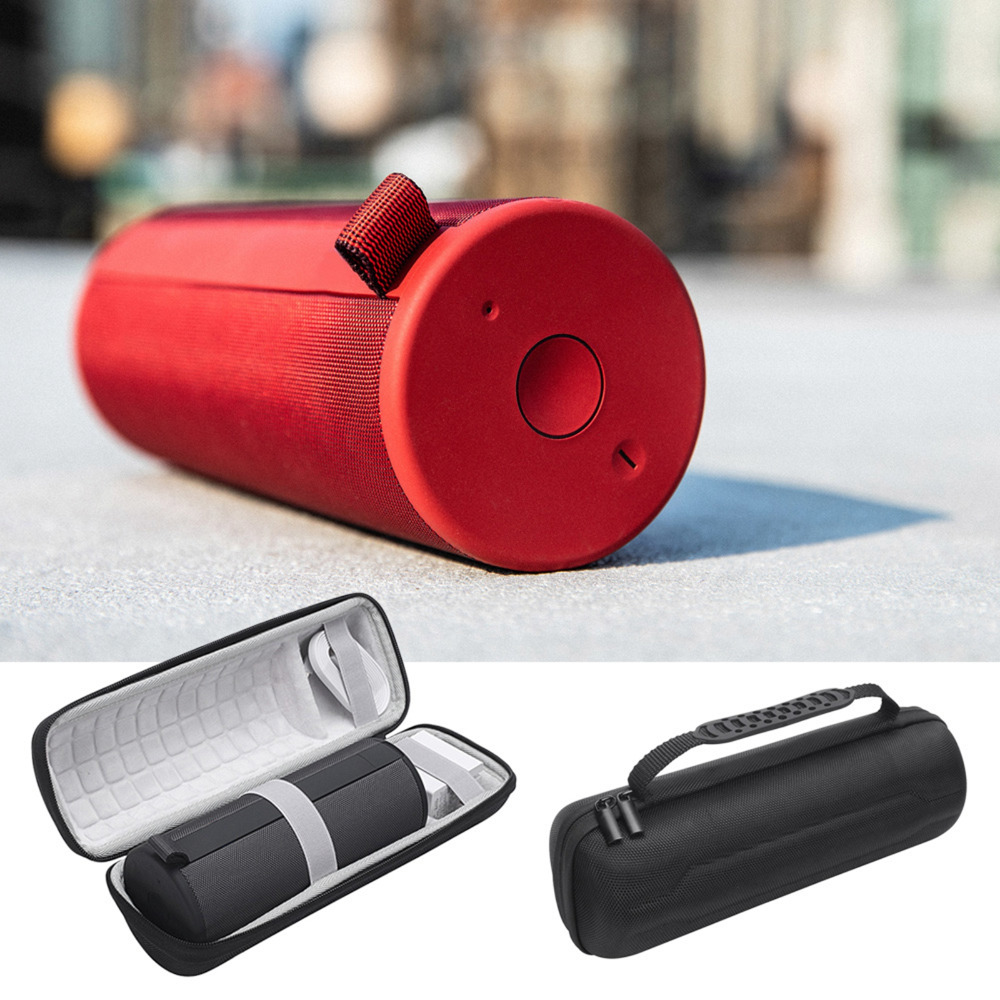 Travel Carry Storage Case Hand Bag Pouch For Ultimate Ears UE BOOM 3 Wireless Speaker Protect Shell Housing Protector Case