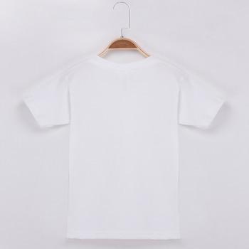 2018 New Arrival Chidren Clothes Kids T Shirts Unicorn Happy Birthday 100 Cotton Chid