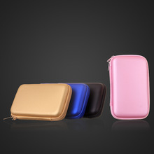 New Portable Travel Storage Bag For USB External HDD Hard Drive Disk Carry Case Cover Pouch Bags Digital Accessories Organizer