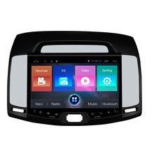 Navirider Android 7.1 автомобилей магнитола Quad Core 2 ГБ Оперативная память 32 ГБ ROM для Hyundai Elantra 2008- 2011