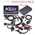 Alta qualidade V2.10 ~ V2.23/2.25 Kess V2 ECU Programador Kess V2 ECU Tuning Chip Ferramenta Kess V2 Versão FW 4.036 Mestre NoToken limite