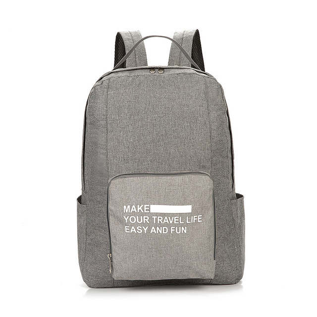 Men Travel Bags WaterProof Nylon Folding laptop Bag Large Capacity Bag luggage Travel Bags Portable women Handbags 2