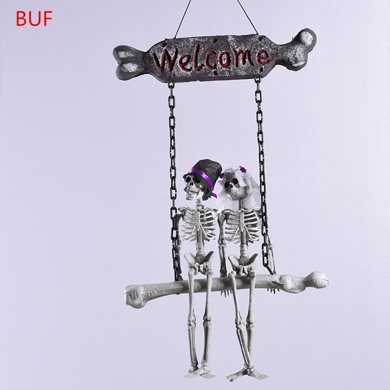 Halloween Party Hanging Decoration Skull Figure Creative