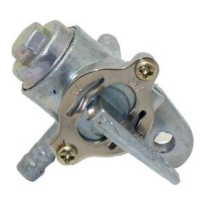 Image 3 - 3 ходовой топливный клапан Petcock 3 портовый топливный клапан Petcock выключенный переключатель для мотоцикла ATV Dirt Bike и т. д. наружный диаметр отверстия 0,24 дюйма